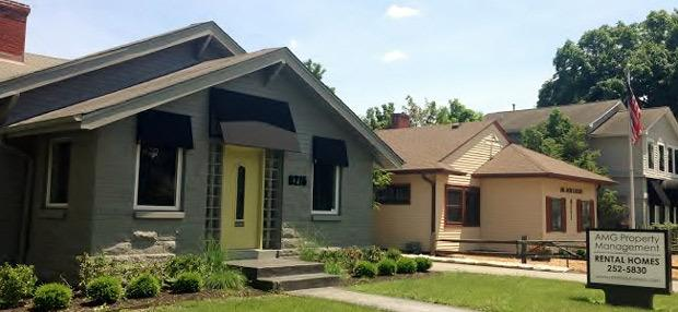 Amg Property Management Llc Indianapolis In