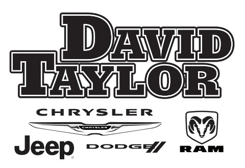 David Taylor Chrysler Dodge Jeep Ram