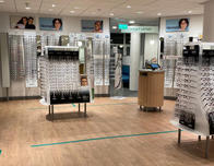 Specsavers Glasgow Trongate interior