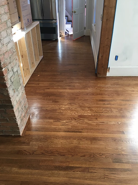 Mass hardwood floors malden massachusetts ma for Hardwood floors 60 minutes