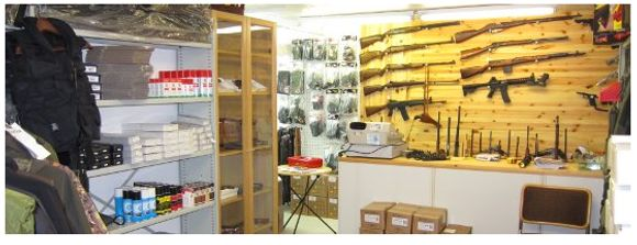 West Shooters ry/ West Shooters Store