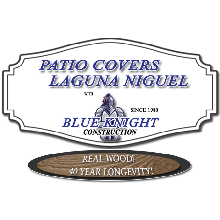 Patio Covers Laguna Niguel With Blue Knight