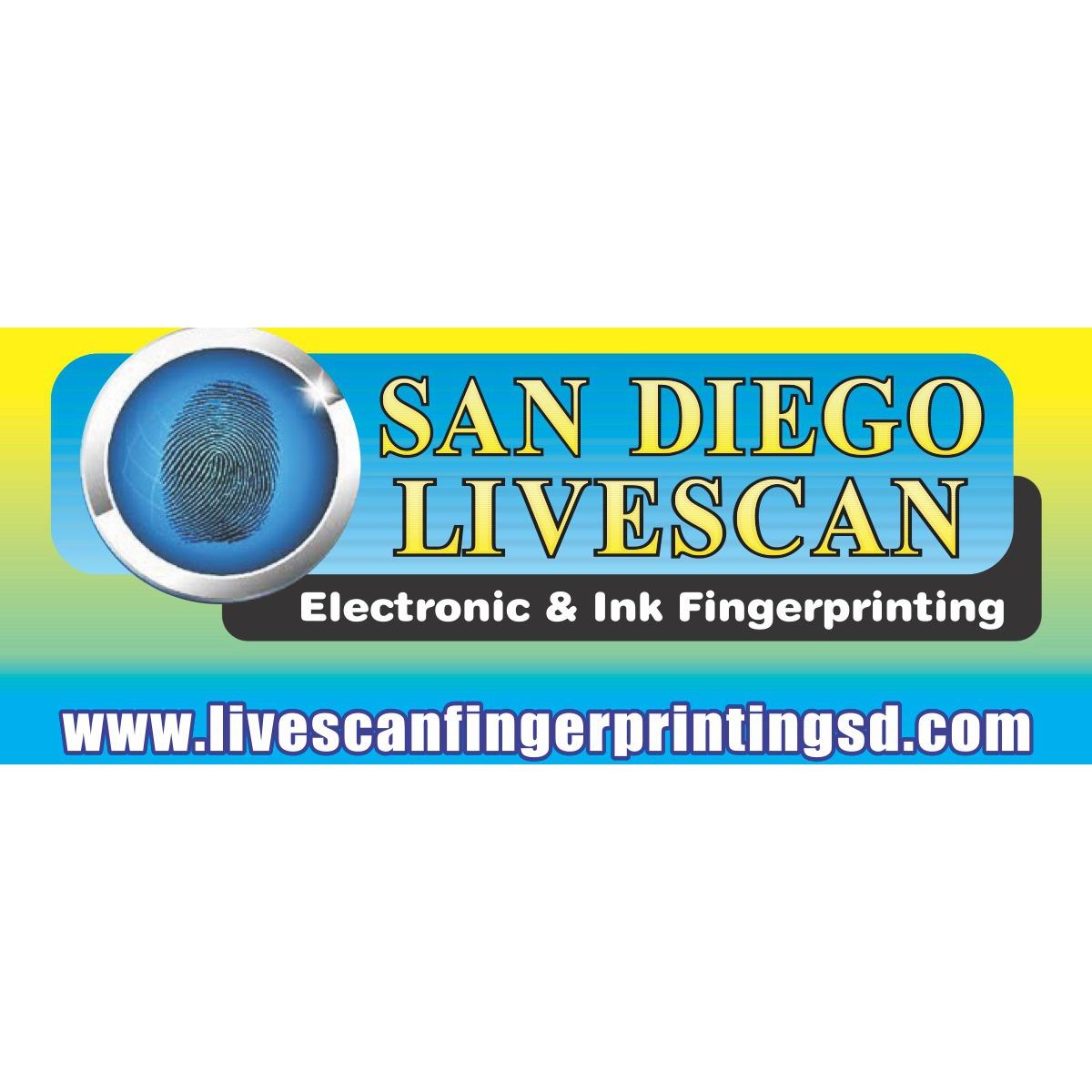 San Diego Livescan