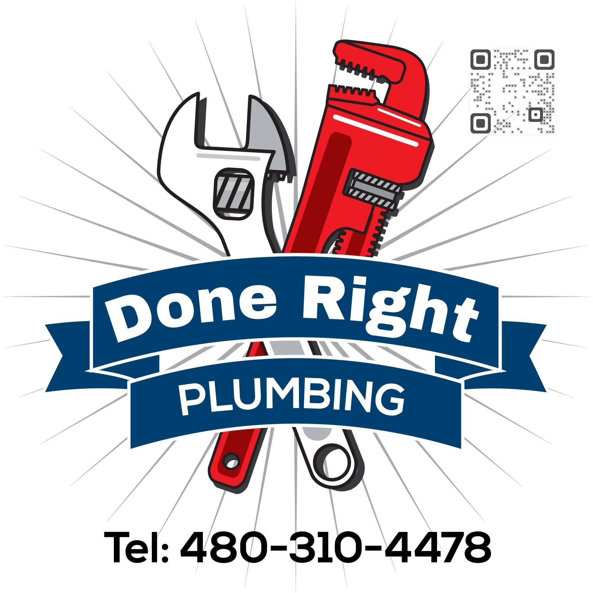 Done Right Plumbing Mesa Arizona Az Localdatabase Com