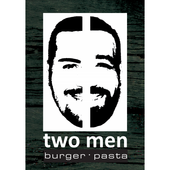 Logo von Two Men