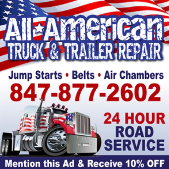 All American Truck and Trailer Repair - Mount Prospect, IL 60056 - (847)877-2602 | ShowMeLocal.com