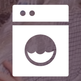 Wäscherei Perle Logo
