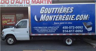 Gouttières Montérégie.com Inc