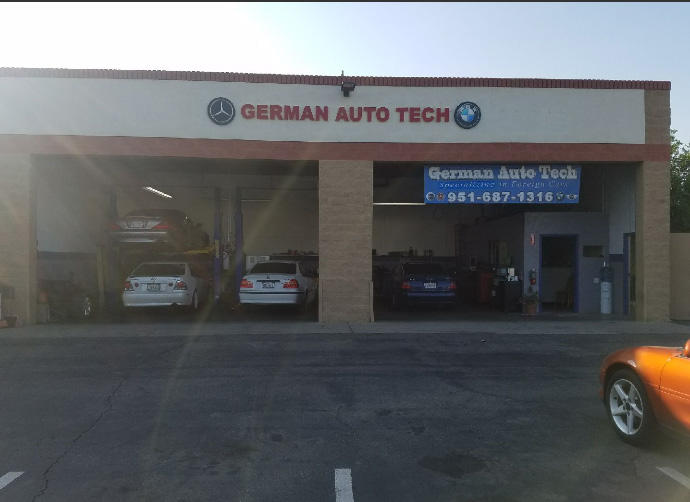 German auto tech in riverside ca 92504 for German motors collision center