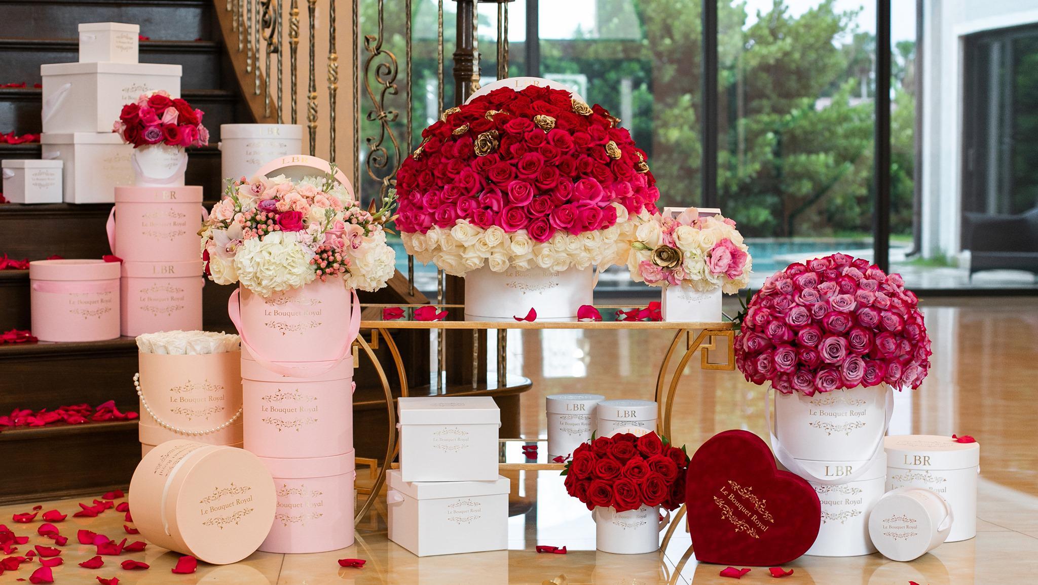 Le Bouquet Royal
