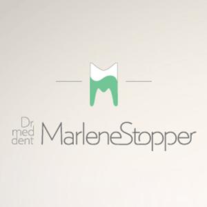 Dr. med. dent. Marlene Stopper Logo