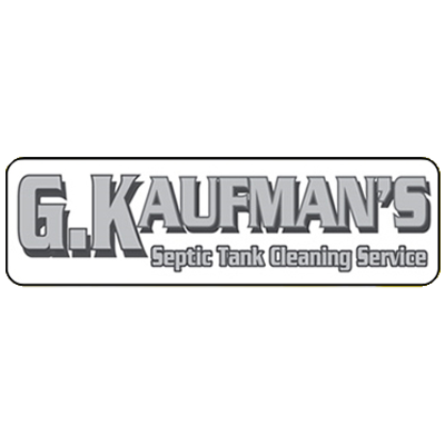 G. Kaufman's Septic Tank Cleaning