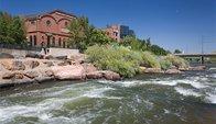 Platte River minutes from your door.