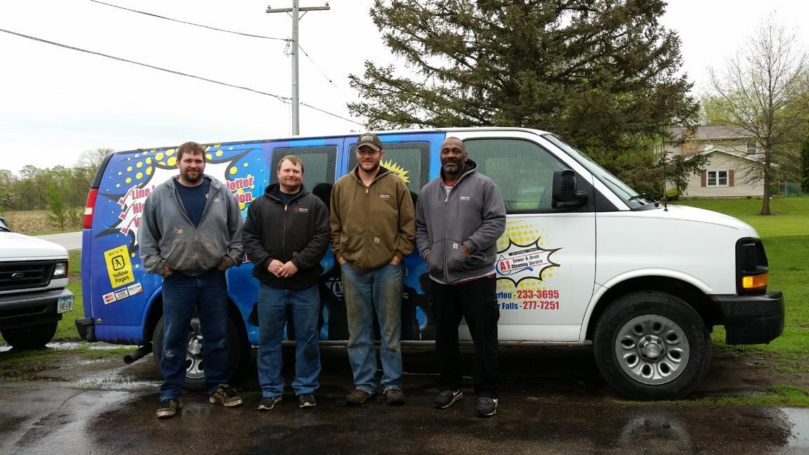 A1 Sewer Amp Drain Cleaning Service Waterloo Iowa Ia