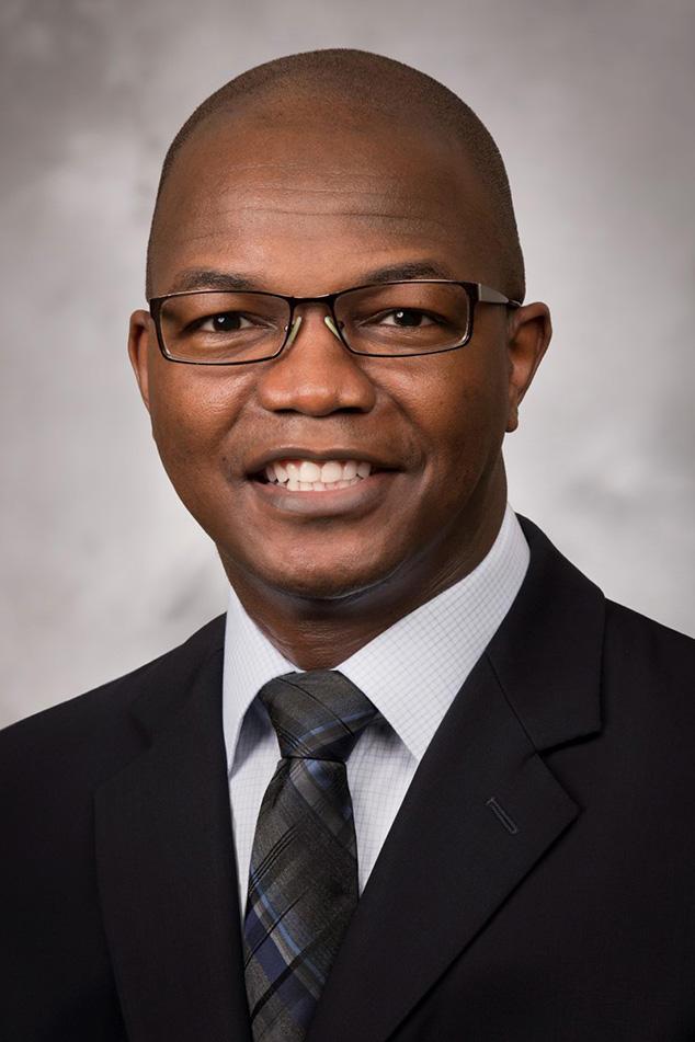 Charles Jaiyeoba MD