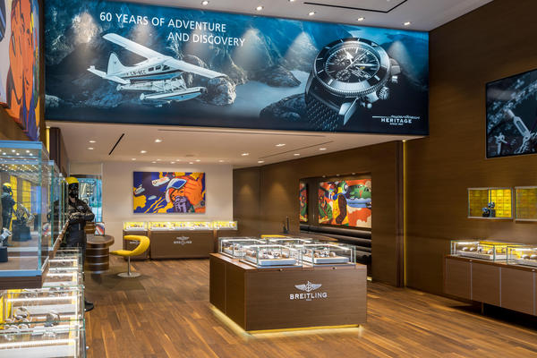 BREITLING BOUTIQUE - LOS ANGELES