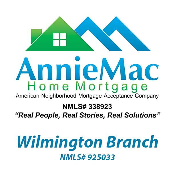 Mortgage Lender in DE Wilmington 19808 AnnieMac Home Mortgage - Wilmington 4839 Limestone Road  (888)974-9606
