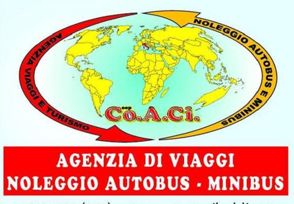 Agenzia Viaggi Co.A.Ci-Noleggio Autobus e Minibus
