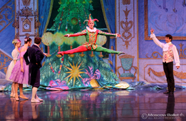 Moscow Ballet's Great Russian Nutcracker image 3