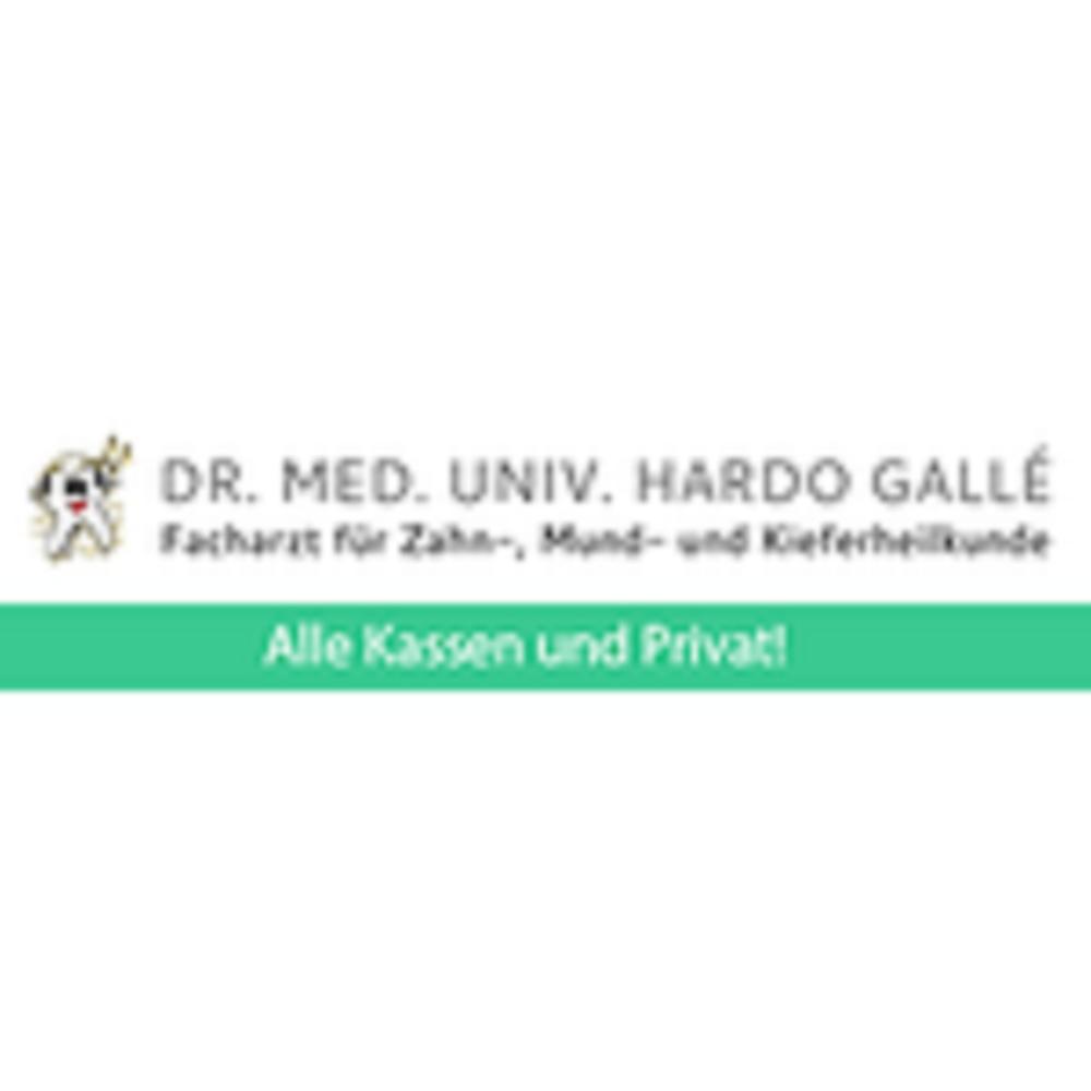 Dr. Hardo Galle  in 9020 Klagenfurt Logo