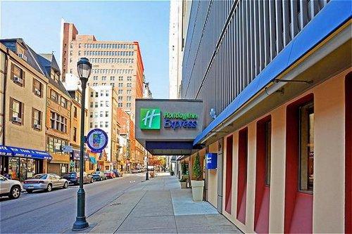 Hotels Near  Walnut Street Philadelphia