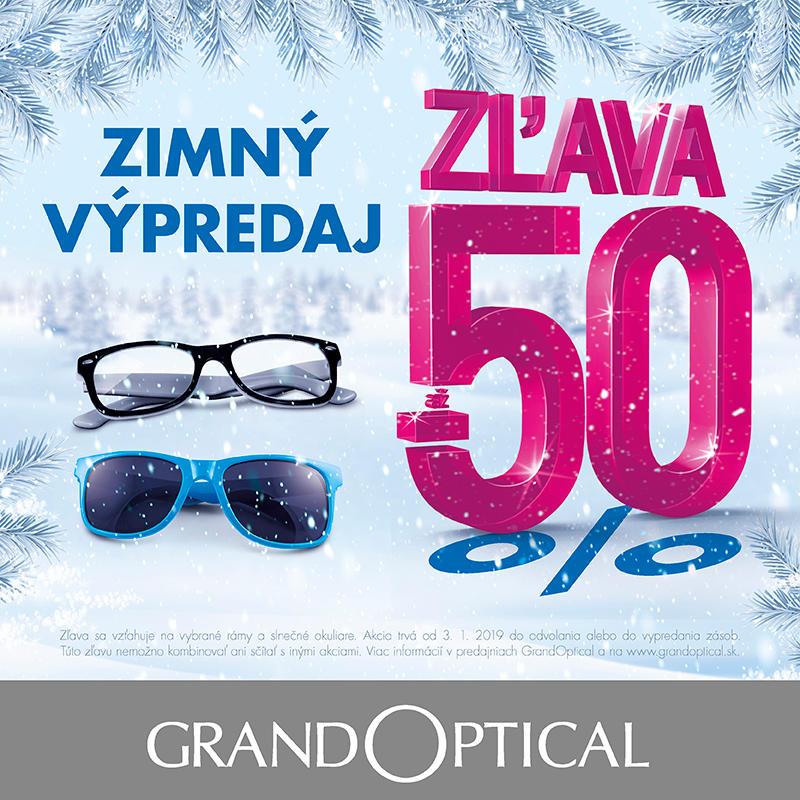 GrandOptical Košice - Optima