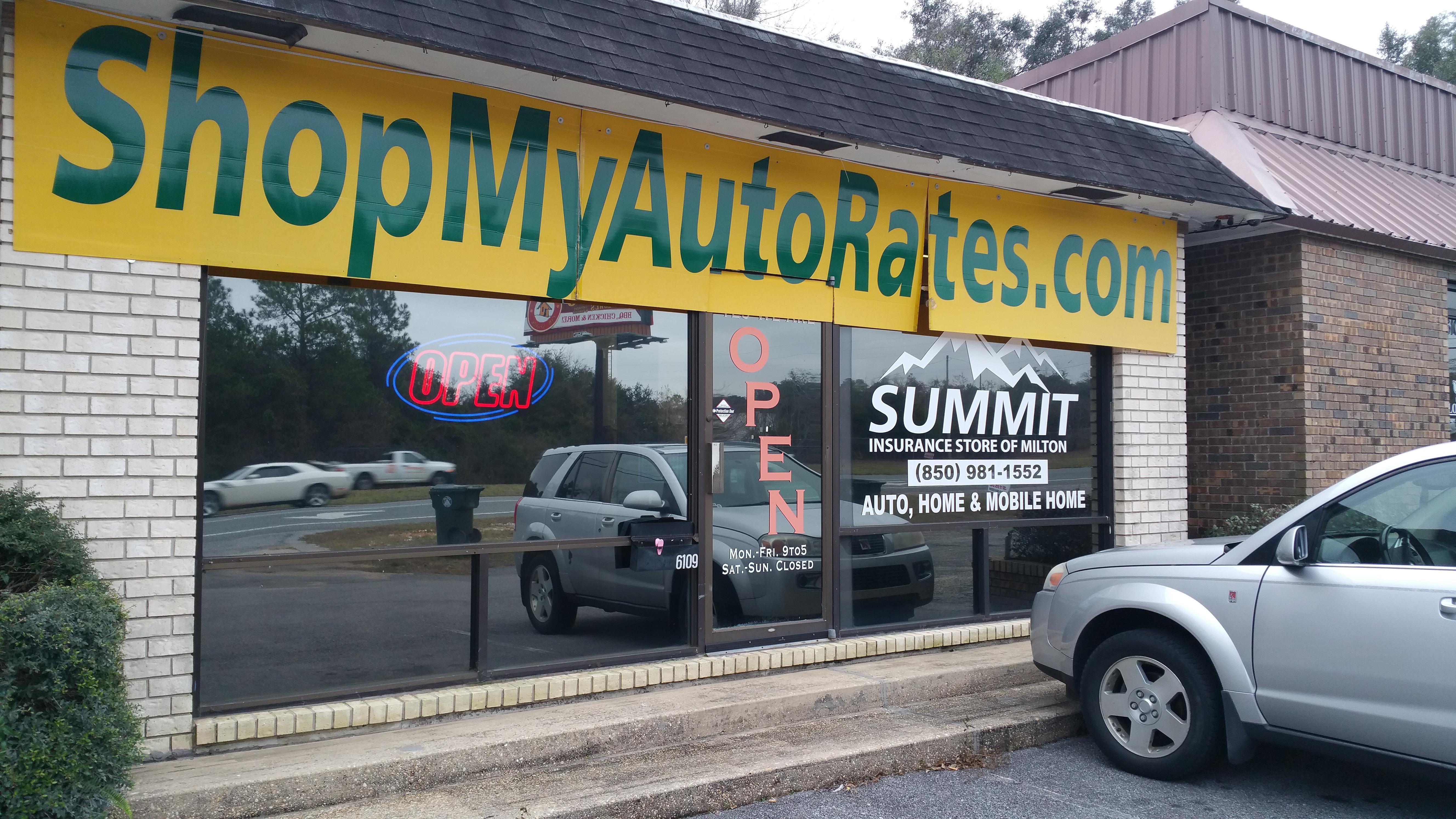 Summit Insurance Store of Milton Inc.