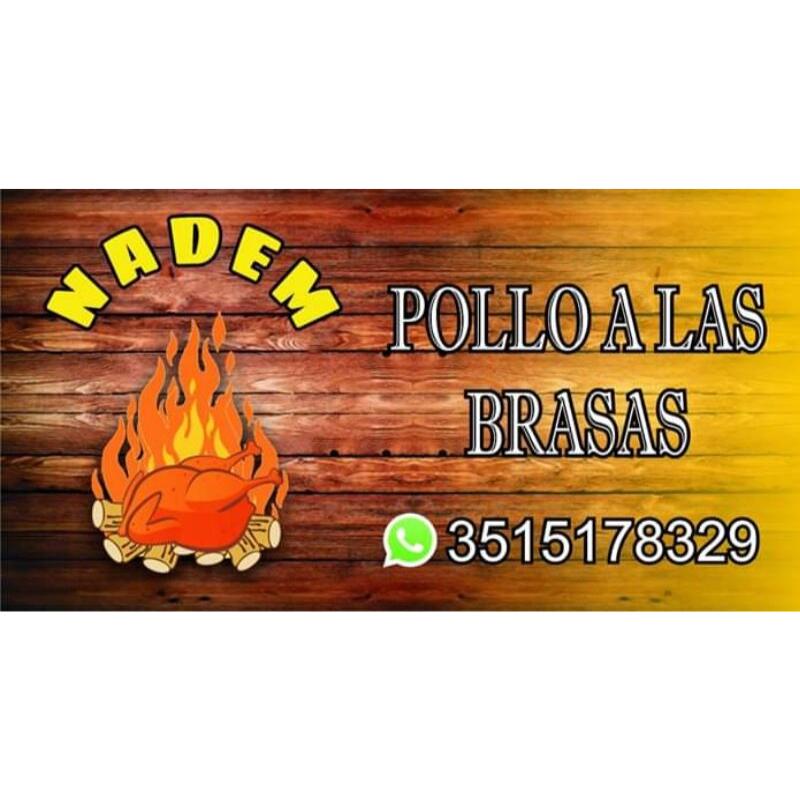 """""""NADEM"""" POLLO A LAS BRASAS"""