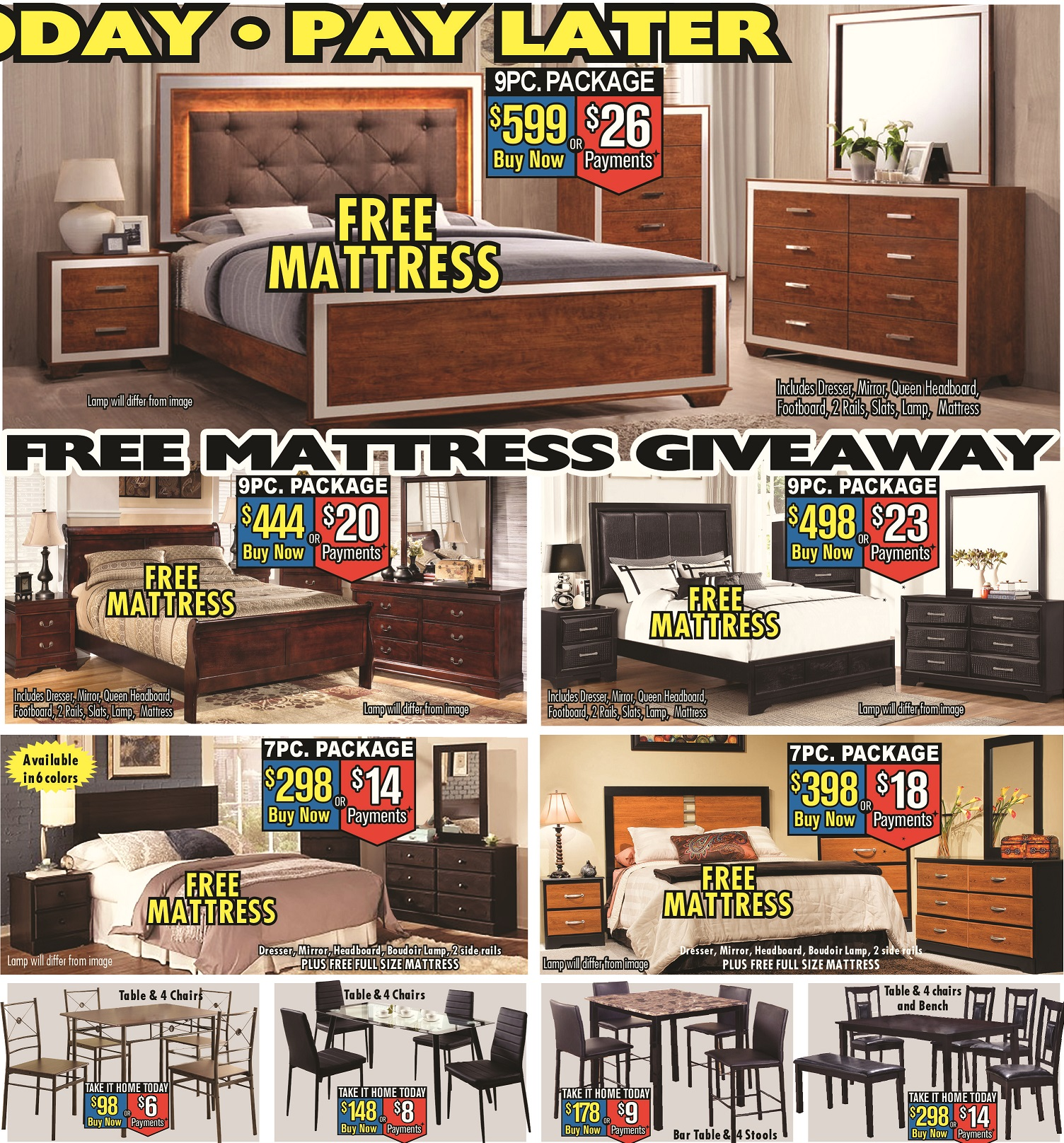 Price Busters Discount Furniture Essex Maryland Md