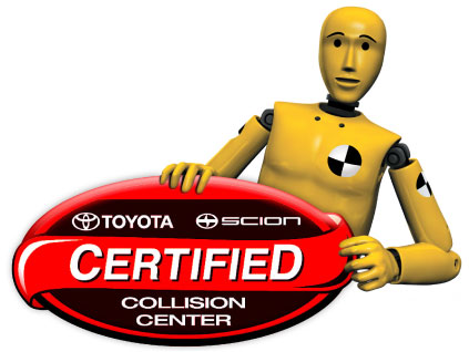 Folsom Lake Toyota Collision Center Folsom California Ca