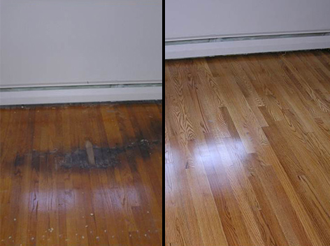 Floyd sandlin hardwood floors llc coupons near me in for Milford flooring