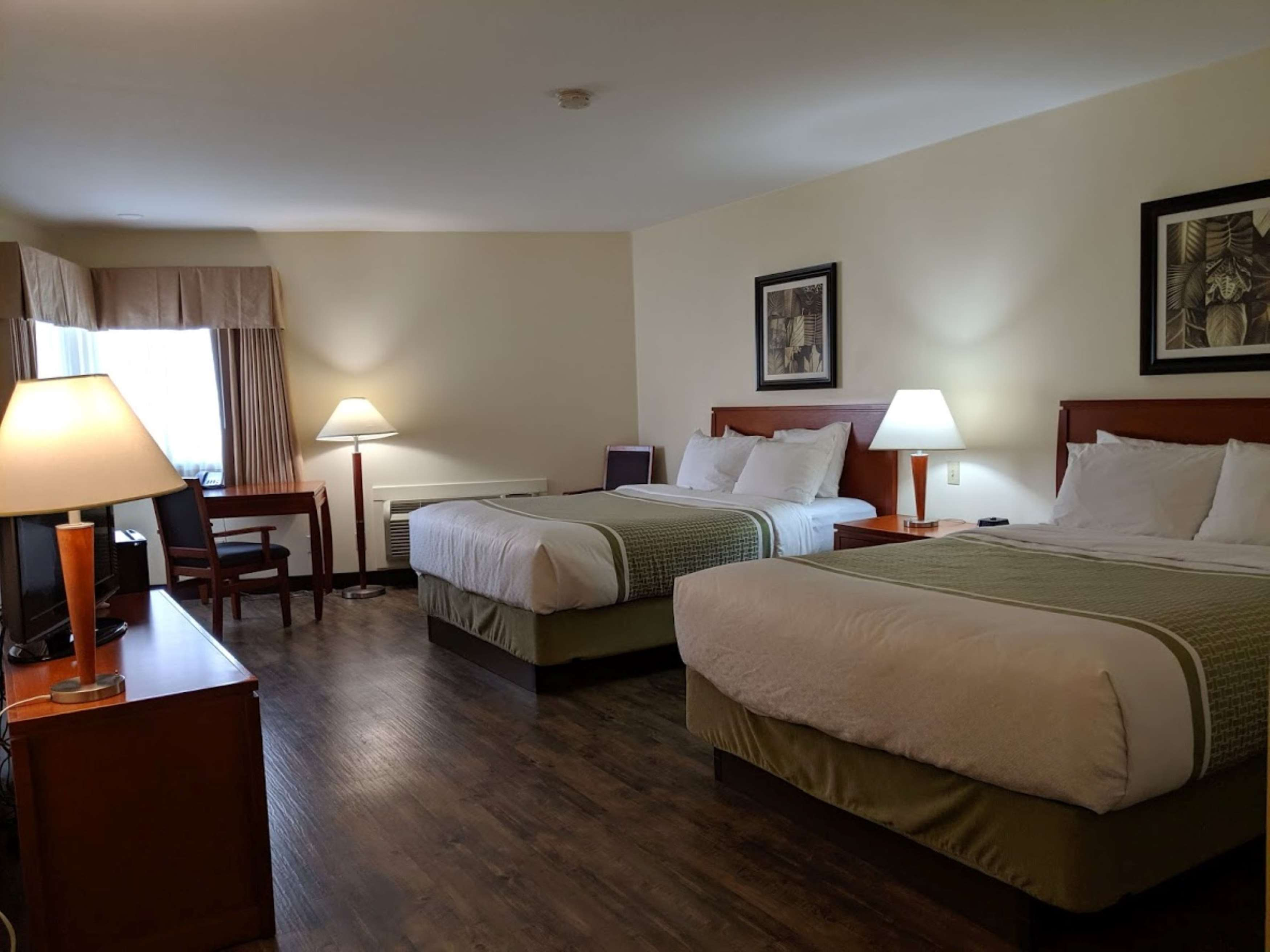 Surestay Hotel By Best Western Chilliwack in Chilliwack: Double Queen Pet Room