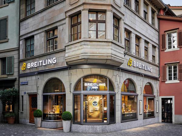 Breitling Boutique Zurich