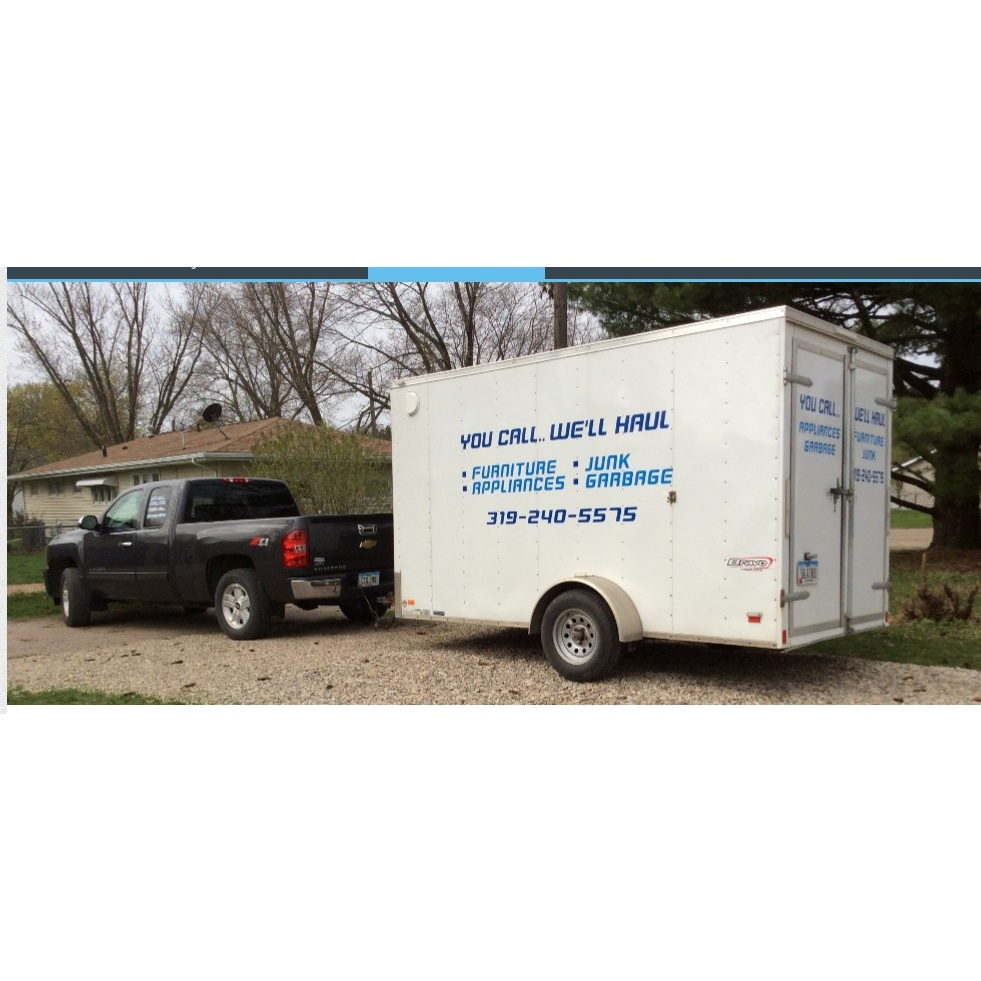 You Call We'll Haul - Waterloo, IA - Debris & Waste Removal