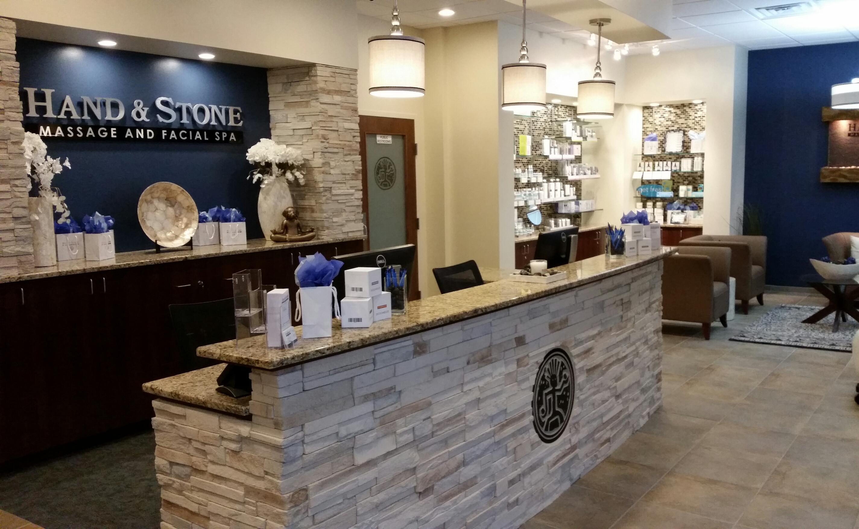 Hand & Stone Massage and Facial Spa Mansfield Texas TX