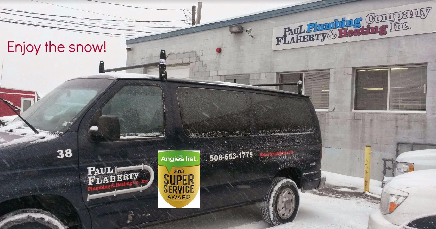 Paul Flaherty Plumbing Amp Heating Co Inc Framingham