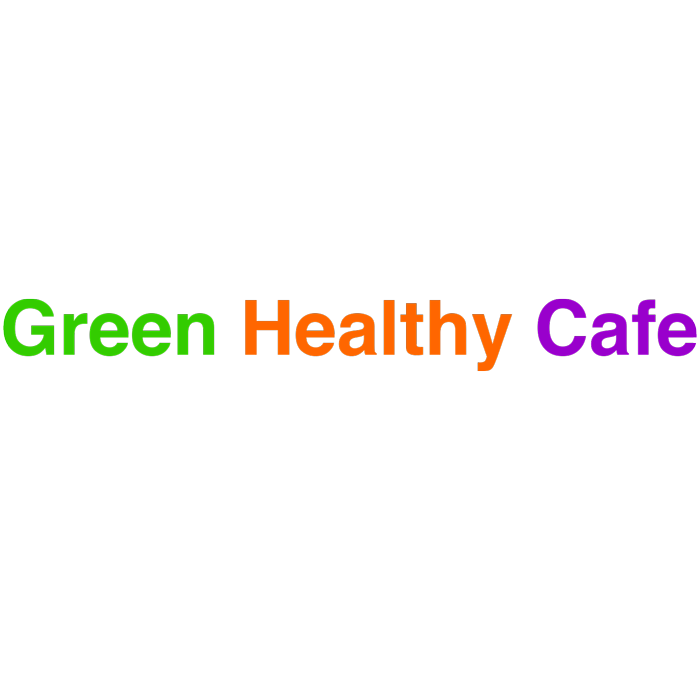 Green Healthy Cafe