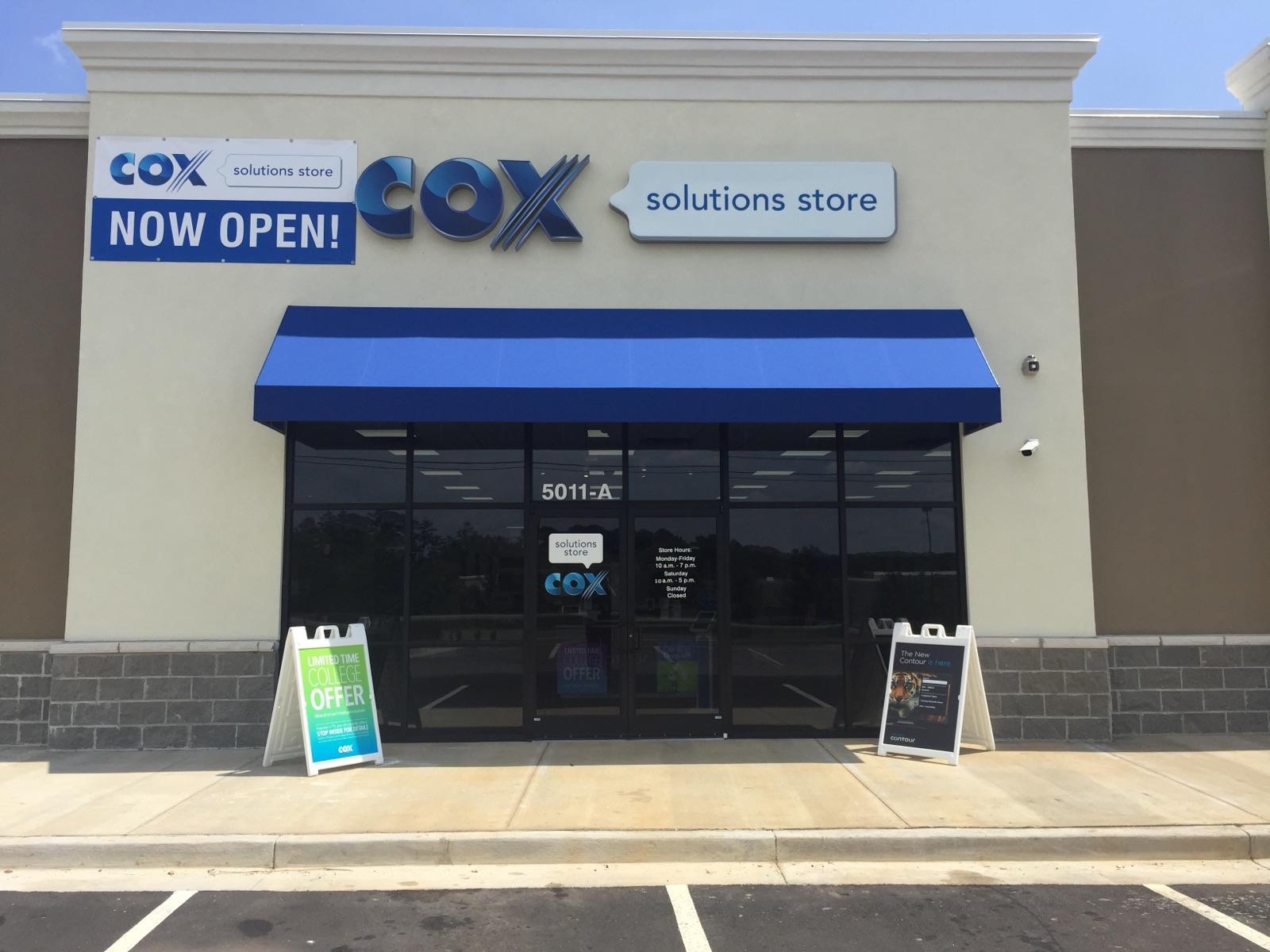 Cox Store Macon Georgia Ga Localdatabase Com