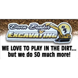 Devon Bunker Excavating - Bemidji, MN - Concrete, Brick & Stone