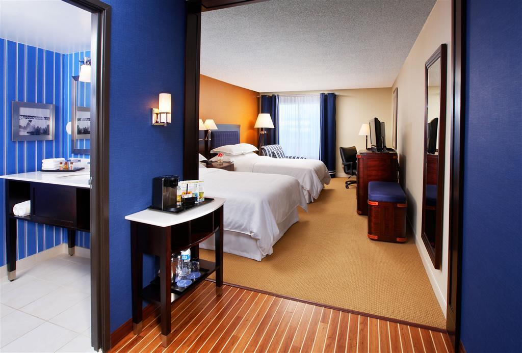 Sheraton Bellevue Room Service