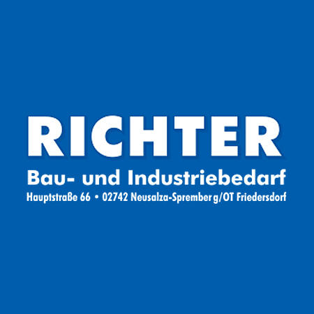 Bild zu Richter Bau- und Industriebedarf Inh. Ronald Richter e.K. in Neusalza Spremberg