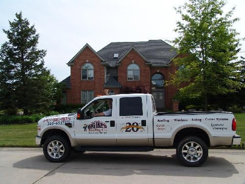 Big Ike's Roofing - Livonia MI | Complete Roof Replacement | Local Residential Roofing Contractor