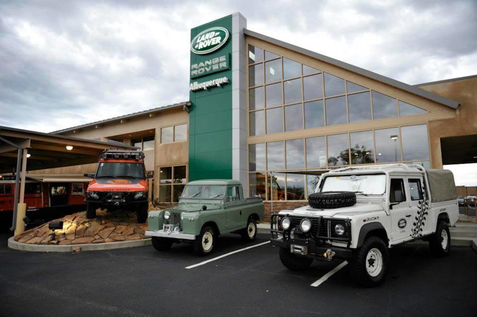 Land Rover Albuquerque