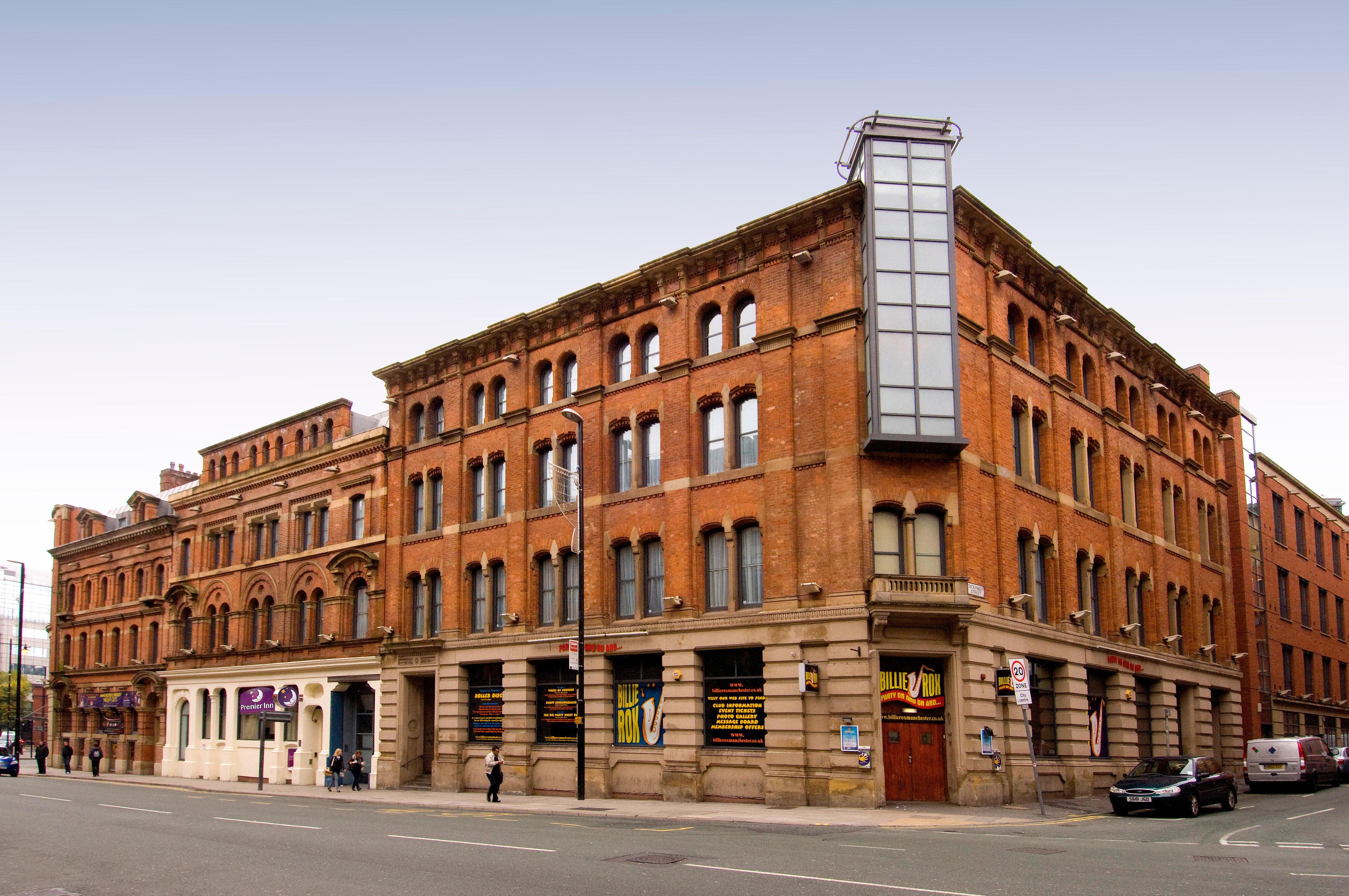 Premier Inn Manchester City Centre (Portland Street) hotel