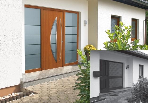 Straten garage deuren in voerendaal lindelaufer gewande for Miloud deuren