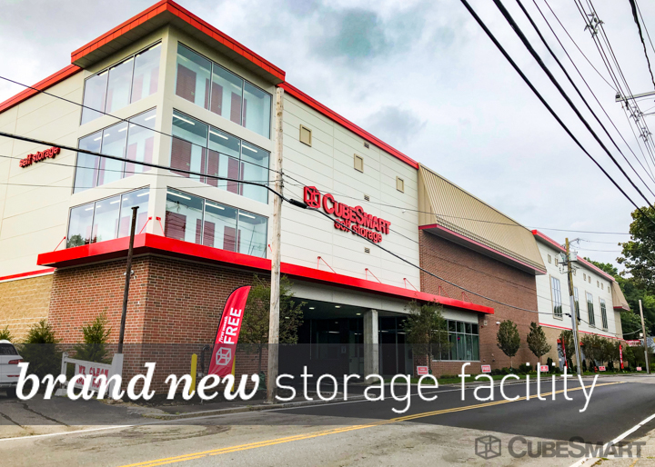 CubeSmart Self Storage - Waltham, MA 02465 - (781)647-2618 | ShowMeLocal.com