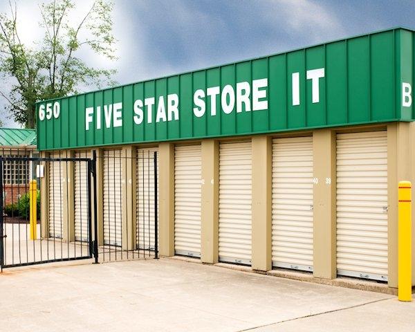 Five Star Store It - Berea
