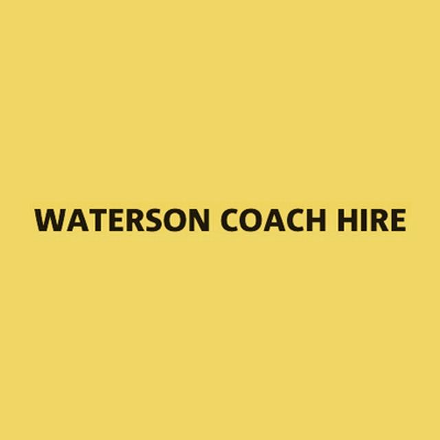 Waterson Coach Hire - Pontefract, West Yorkshire WF9 1AZ - 07980 882112 | ShowMeLocal.com