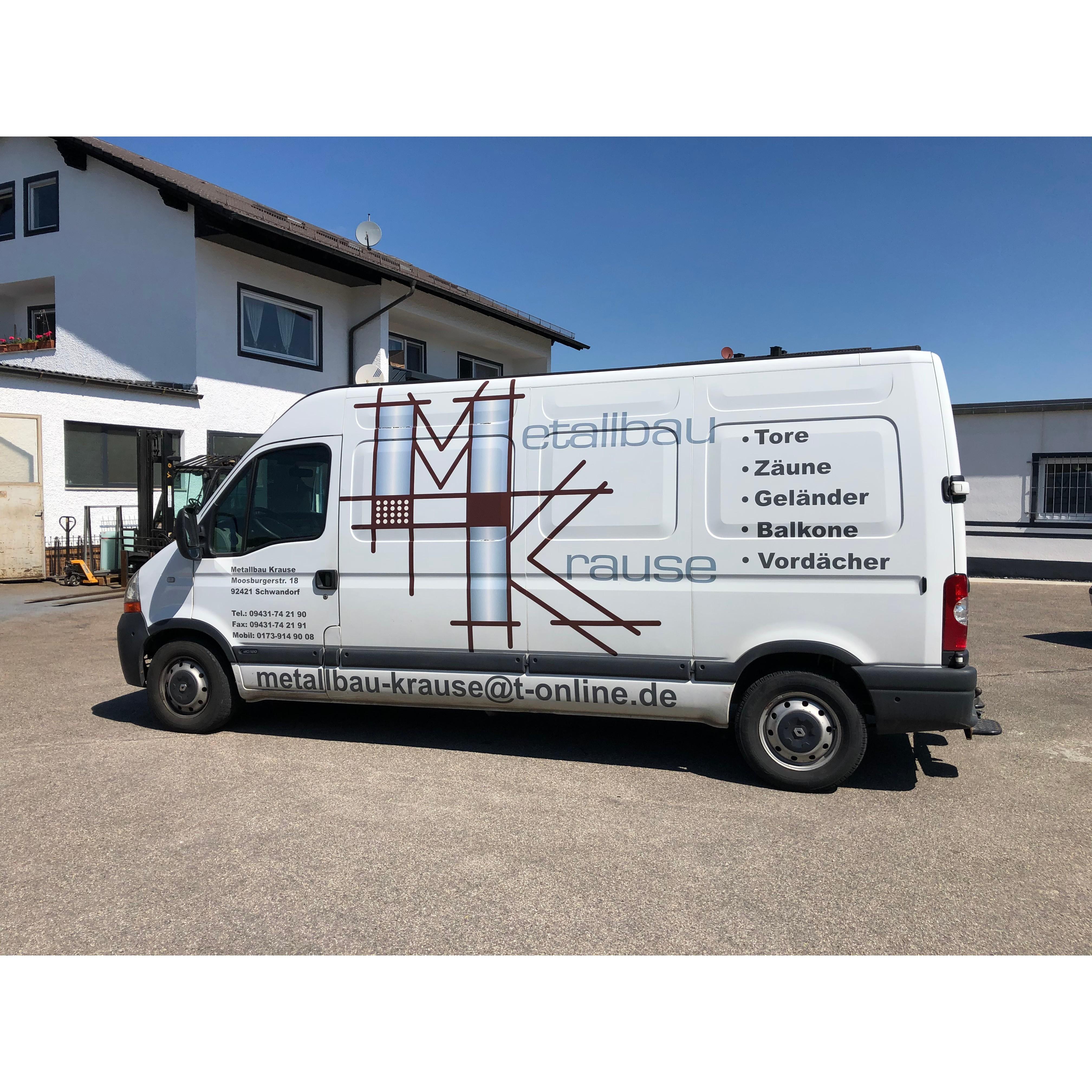 Bild zu Metallbau Krause in Schwandorf