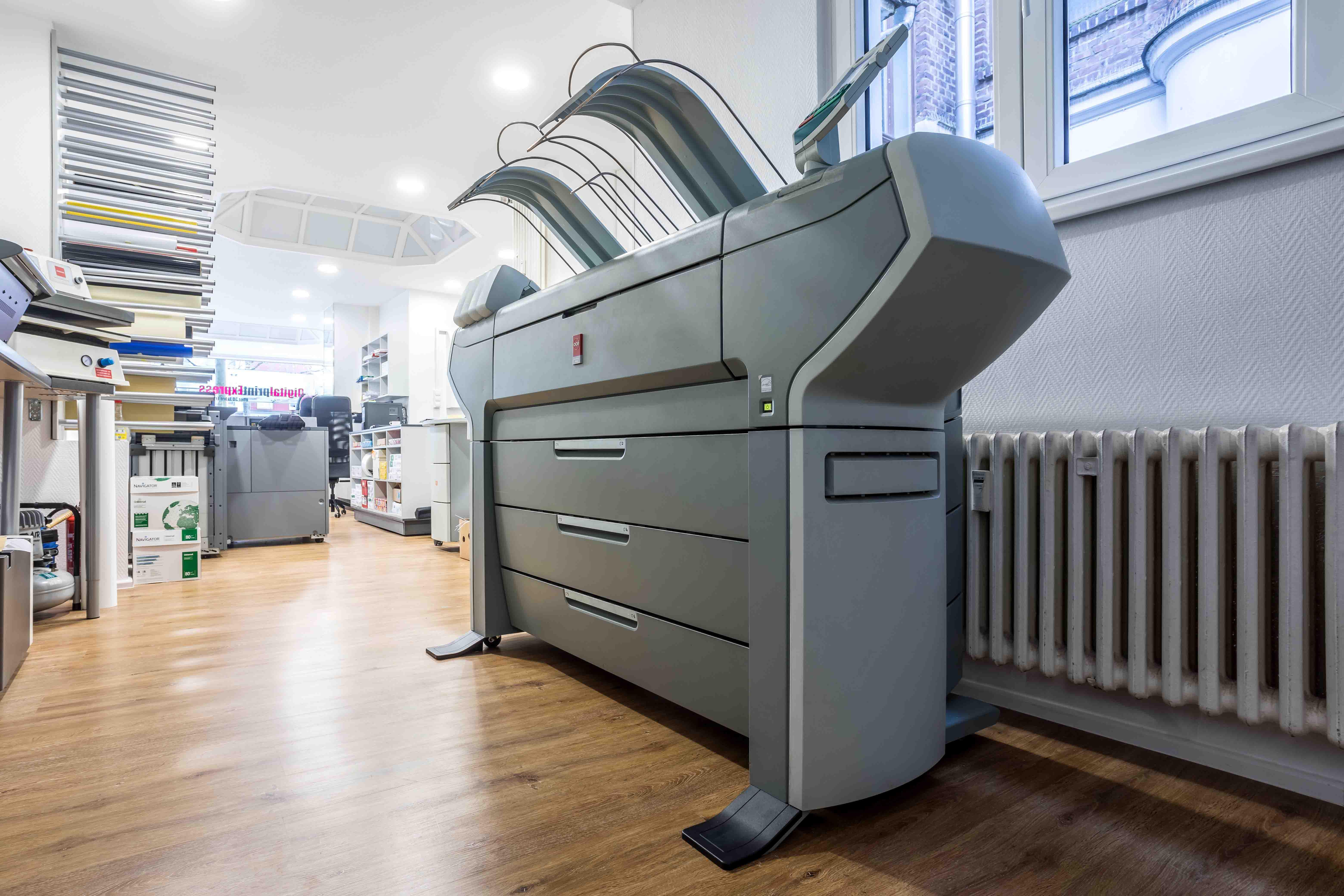 Digitalprint Express Digitaldruck, Schilder, Werbetechnik  & Copyshop Bonn Rhein Sieg Bonn